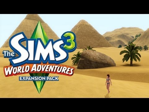 LGR - The Sims 3 World Adventures Review