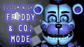 IT'S TIME TO PLAY WITH FLIPPY!!! It's Freddy vs Freddy and Bon-Bon vs Bon-Bon as the world's two best animatronic friends take on the next Custom Night chall...