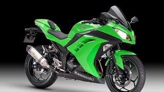 10. Kawasaki Ninja 300 || Review Price Specifications