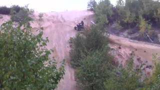 5. Suzuki LTR450 2007 and 2009 limited edition Hill Climb Fun