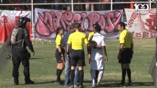 Juventud Independiente 1 - 0 Alianza J8 Clausura2015