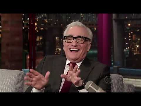Martin Scorsese on David Letterman (full interview)
