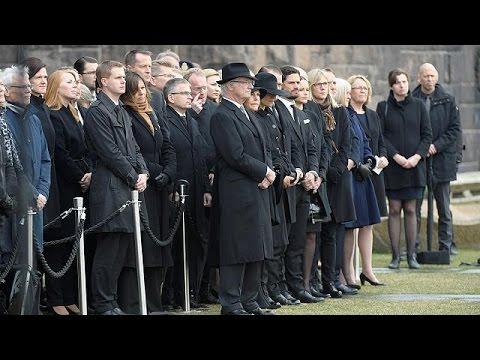 Ενός λεπτού σιγή για τα θύματα της Στοκχόλμης