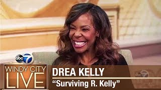 Video Surviving R. Kelly - Drea Kelly, R. Kelly's ex wife speaks her truth on domestic violence MP3, 3GP, MP4, WEBM, AVI, FLV Januari 2019