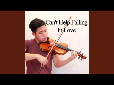 Can't Help Falling In Love (Violin Instrumental)