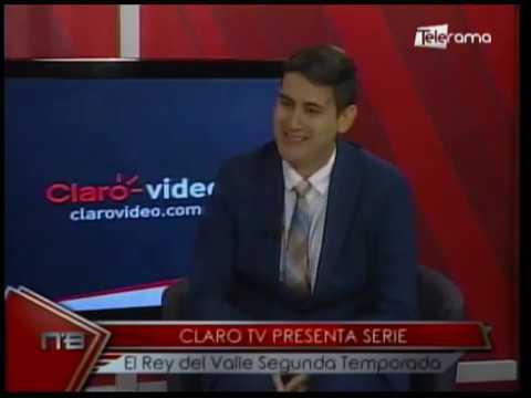 Claro TV presenta serie El Rey del Valle Segunda Temporada