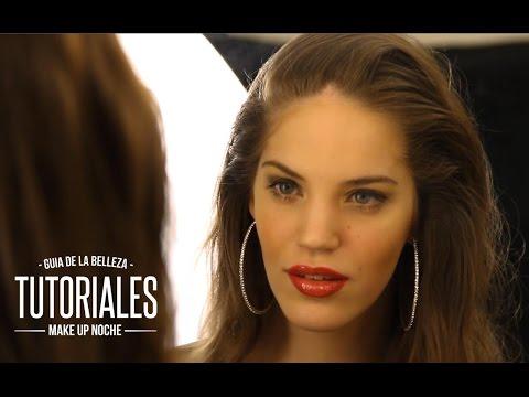 Guía de la Belleza - Tutorial Make Up Noche