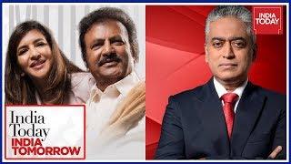 Video Rajdeep In Conversation With Mohan Babu & Daughter Lakshmi Manchu | India Today India Tomorrow MP3, 3GP, MP4, WEBM, AVI, FLV Oktober 2018