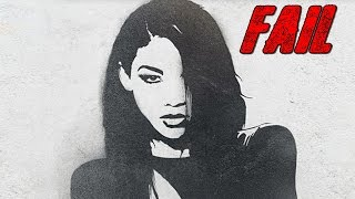 Aaliyah: The Princess of R&B Lifetime Movie HOT MESS (Redsilverj) - YouTube