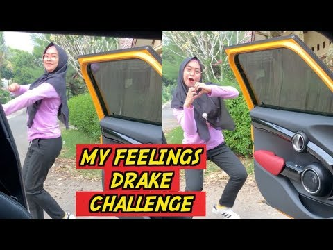 MY FEELINGS DRAKE CHALLENGE (KIKI DO YOU LOVE ME)