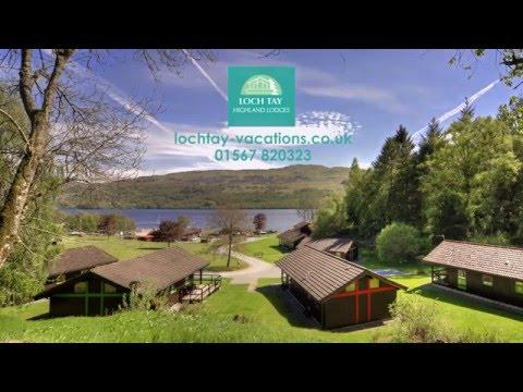 Loch Tay Highland Lodges 2016