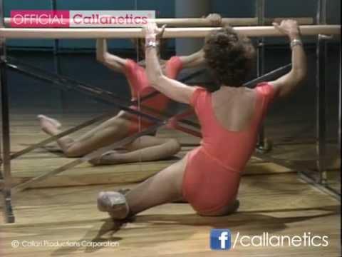 Callanetics - Hips & Behind