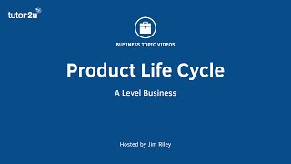 This short revision video introduces and explains the theoretical concept of the product life cycle.