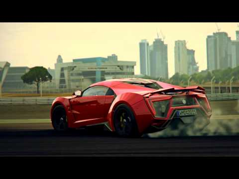 Project CARS Free Car #1: Lykan Hypersport