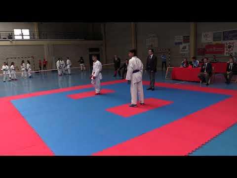 JDN Kumite Cadete_Juvenil Huarte 061019 Video 4