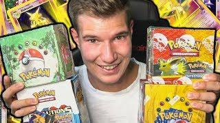 • Welches Pokémon Booster Display kaufen wir noch?