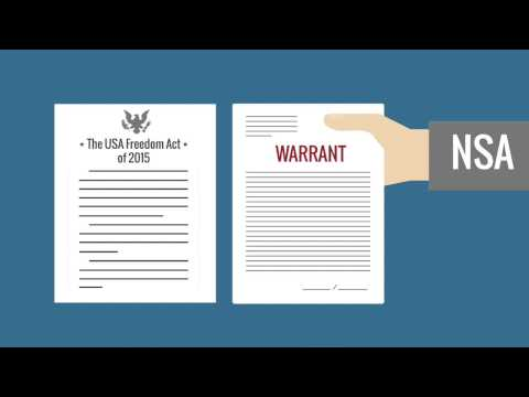 Video: Debate Over Patriot Act, NSA 'Spying' Program Explained in Under 2 Minutes