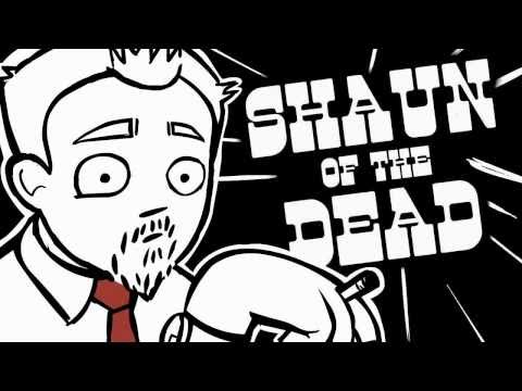 Shaun Of The Dead - Scott Pilgrimed