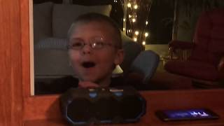 Singing Bohemian Rhapsody Cover Vocals by 6 year old