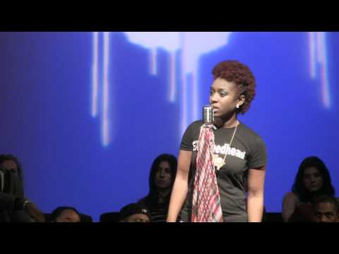 Poems - Jackie Hill delivers a powerful piece about weed. Check out www.P4CM.com for more poems and the date of the next Lyricist Lounge.