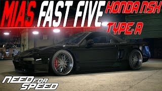 Nonton Need For Speed 2015 : Mia's Fast Five Honda NSX TYPE-R CUSTOMIZATION & GRIP BUILD Film Subtitle Indonesia Streaming Movie Download