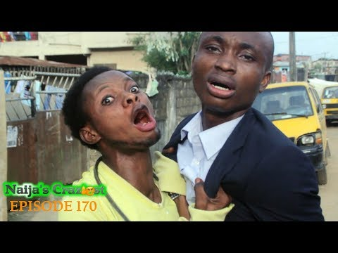 "Pastor ""Take Your Healing And Return My Madness"" (Naija's Craziest Comedy) Episode 170"