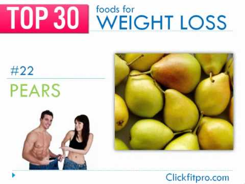 weight loss foods - Eating the right foods for weight loss is vital. Here we present the top 30 foods to help you slim down, curb your appetite and keep you feeling full and sat...