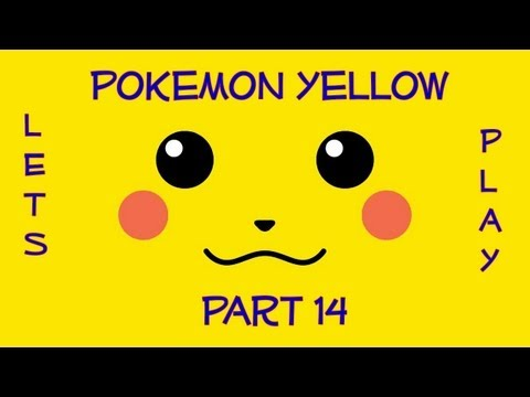 Let's Play Pokémon Yellow #014 - Geovanni The Italian Stereotype!