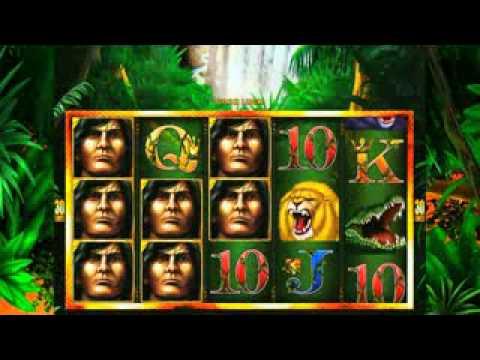 Pala Casino: Tarzan Lord of the Jungle Slot Machine