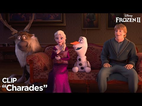 """Charades"" Clip | Frozen 2"