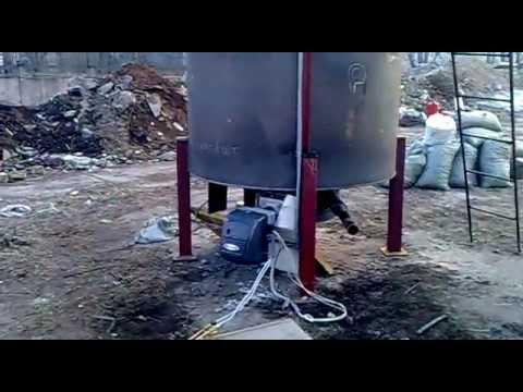 Бубафоня печь длительного горения своими руками