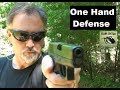 One Hand Shooting Defense