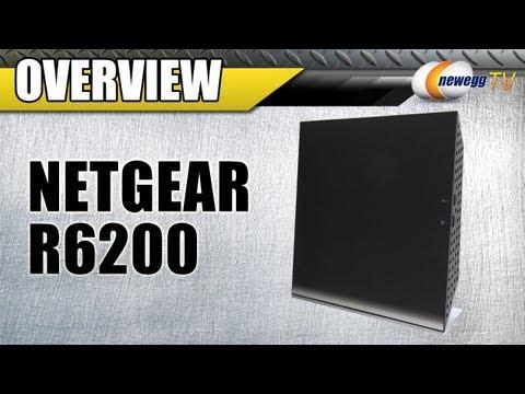 Newegg TV: NETGEAR R6200 Wireless AC 1200 Dual Band Gigabit Wi-Fi Router Overview
