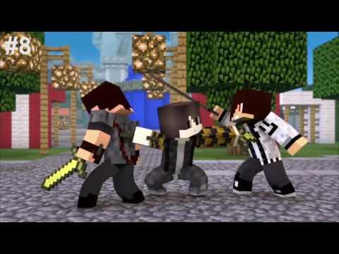 """Zenék #8 """"Top 10 Minecraft zene"""""""