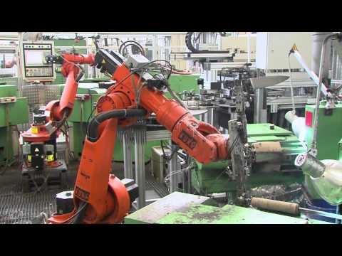 Quality made in Germany / Solingen - Knife production at Wusthof