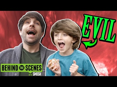 I WAS AN EVIL KID (BTS)
