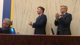 Wojciech Kałuża dziś sprzedał Śląsk PiSowi za posadę wicemarszałka.