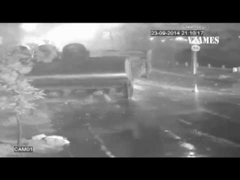 Авария в Николаеве перевернулся грузовик с 20 тоннами масла
