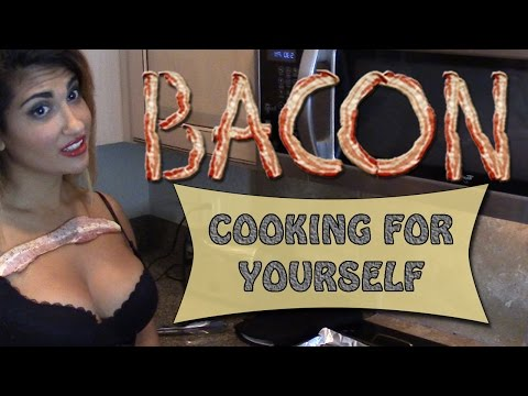 Cold Brew Coffee & Oven Baked Bacon - Cooking For Yourself With Preston