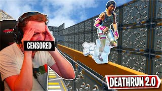 I played the REAL Cizzorz Deathrun 2.0 and this happened... (Fortnite Creative)