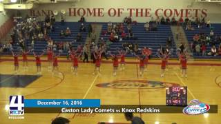 Caston Girls Basketball vs. Knox