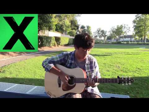 Ed Sheeran) Lego House - Fingerstyle Guitar Cover [TABS]