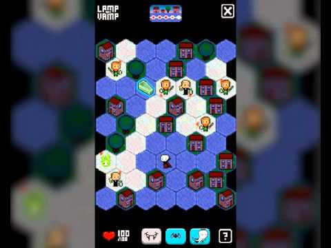 Best iPhone and iPad Games of the Week: 2/6/15 - 'Lamp and Vamp' and 'Sneaky Sneaky'