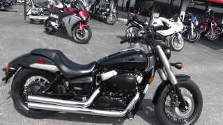 7. 000499 - 2010 Honda Shadow Phantom VT750C2B - Used Motorcycle For sale