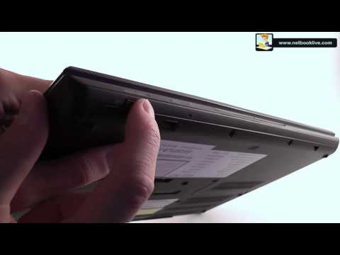 Sony Vaio SB review - p1 - exterior and design