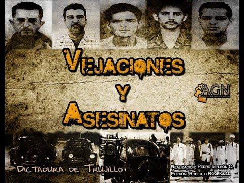 trujillo - Documental de historia oral producido por el Archivo General de la Nación www.agn.gov.do dirigido por el profesor Pedro De León Concepción, ofrece testimonio...