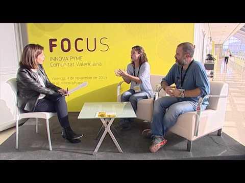 Entrevista María Amigo y Salvador Pérez en #FocusInnovaPyme