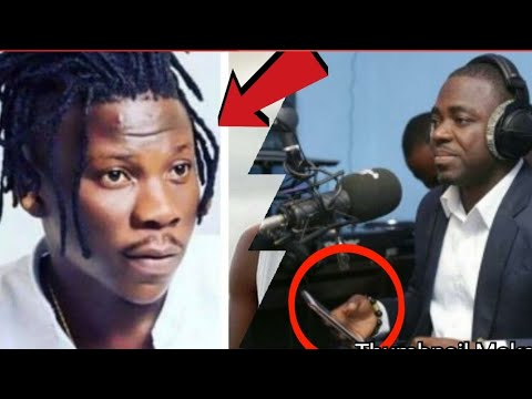 Eiiish  - So Stonebwoy Did All This To Sammy Flex At The Vgma Night After The Shatta Fayt