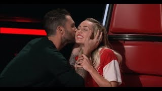 Video The Voice USA 2018 - Best Blind Auditions Of The Voice usa Season 13 - PART 3 MP3, 3GP, MP4, WEBM, AVI, FLV Maret 2018