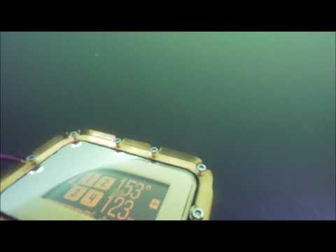 RedWAVE Underwater GPS Monterey, California, US